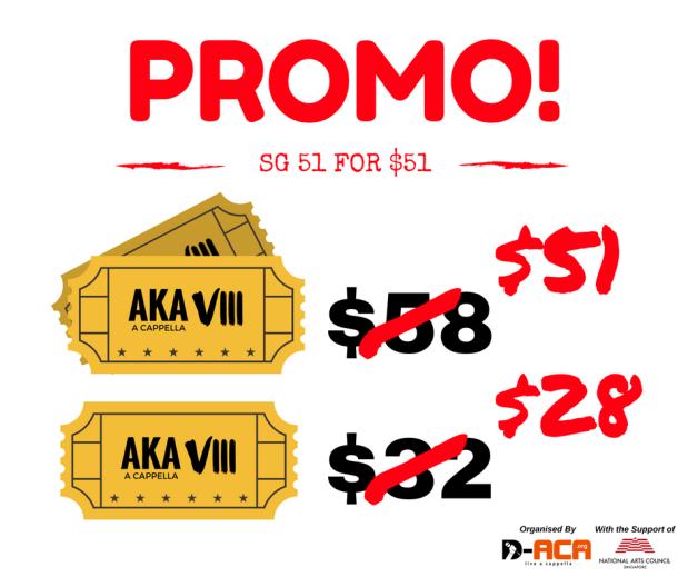 AKA VIII SG51 Promo